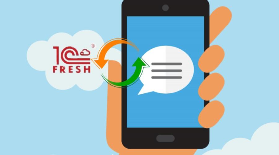 Синхронизация сервиса 1С:Фреш с мобильным приложением