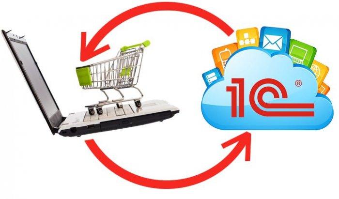 Обмен данными с интернет-магазином