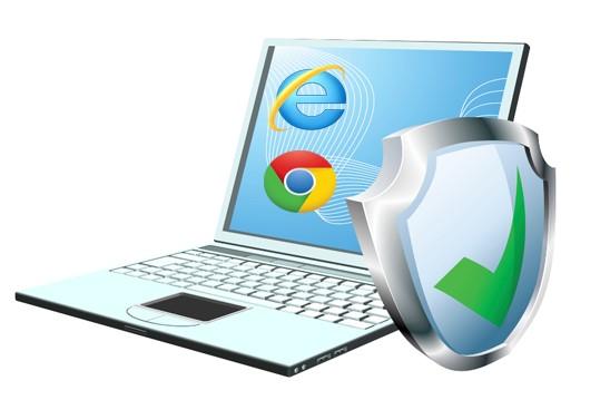 Установка корневого сертификата для Chrome и Internet Explorer