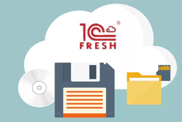 Как загрузить данные в сервис 1С:Фреш?